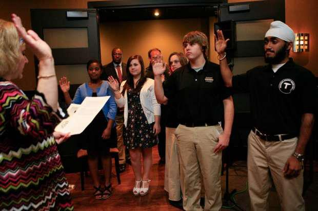 Madison County Swearing-in